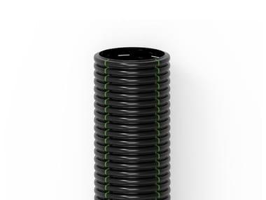 Tubo di drenaggio fessurato BLACKDREN
