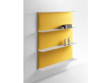 Wall shelf / Acoustic wall panel BLADE