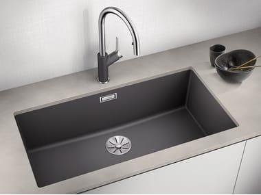 Lavelli e rubinetti da cucina in materiale composito Blanco ...