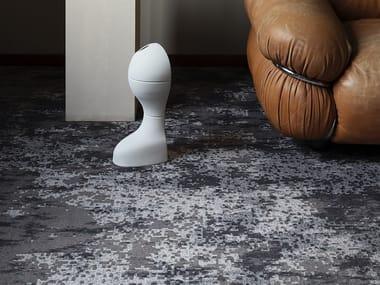 Fireproof polyamide carpeting BLEND