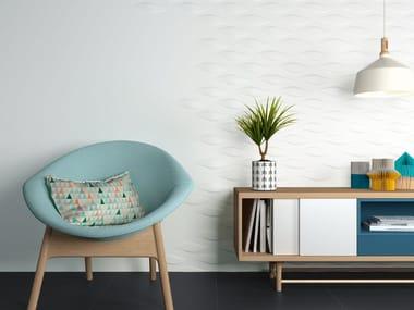 White-paste wall tiles BLEND