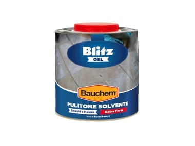 Solvodetergente per pavimenti e rivestimenti BLITZ GEL