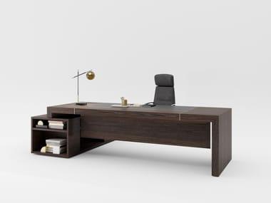 Wooden executive desk BLOCK 2.0 | Executive desk