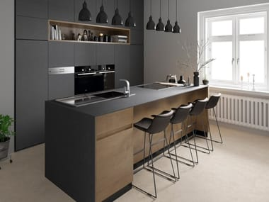 Surface for worktops and furniture BLOOM ITOP
