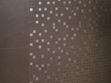 Mosaico in ceramica a pasta bianca BLOOM   Mosaico