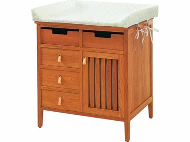 Changing table with drawers BLOOMINGTON | Changing table