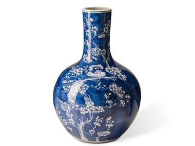 Vaso in porcellana in stile orientale BLOSSOM | Vaso