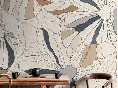Papel de parede ecológico de tecido não tecido BLOWING IN THE WIND