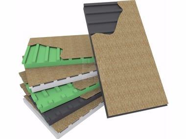 Sistema per tetto ventilato BLUAIR