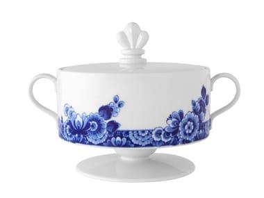 Porcelain soup bow BLUE MING | Porcelain bowl