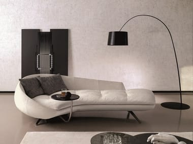 Fabric sofa with removable cover BOÈ