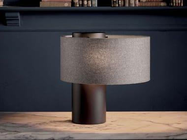 Fabric table lamp BOBO | Fabric table lamp