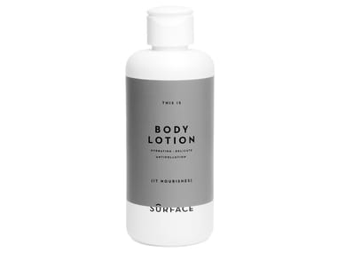 Anti-pollution moisturizing body lotion BODY LOTION