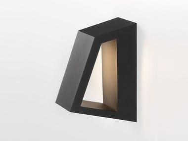 LED aluminium wall lamp BOLD