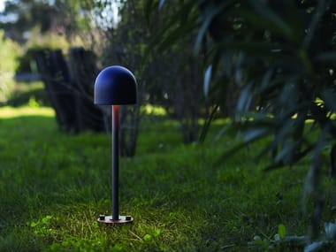 LED aluminium bollard light BOLETO