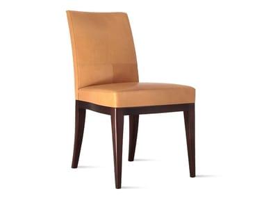 Leather chair BOLEYN