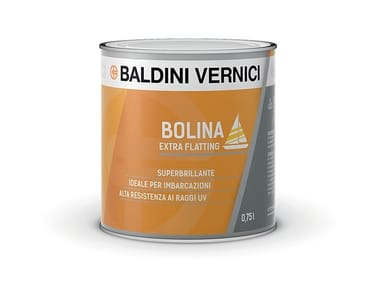 Fondo per esterni uretanico BOLINA EXTRAFLATTING