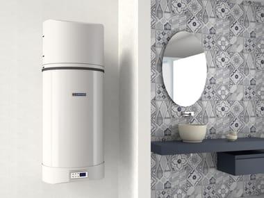 Scaldabagno a pompa di calore per interni per uso domestico BOLLYTERM® HOME