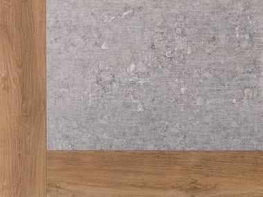 Porcelain stoneware flooring with wood effect BOLONIA COGNAC