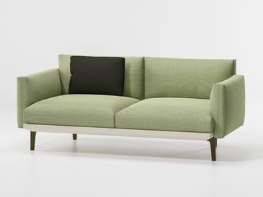 2 seater fabric garden sofa BOMA | Garden sofa