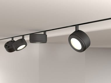LED aluminium track-Light BOMBO