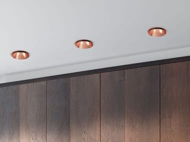 Ceiling recessed aluminium spotlight BON JOUR FAMILY | Spotlight