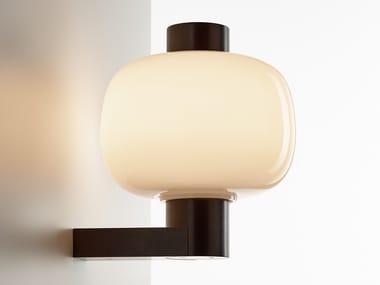 Applique à LED en verre BONBORI | Applique