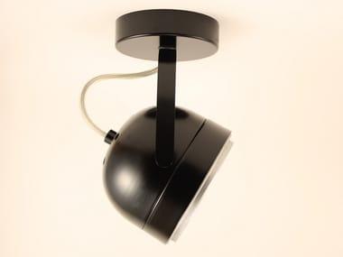 LED adjustable ceiling metal spotlight BOOGIE W1 | Ceiling spotlight
