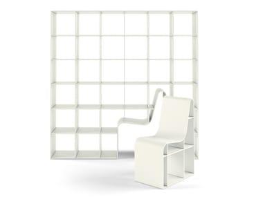 Estante / Cadeira BOOKCHAIR - 210