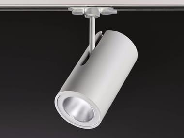 Illuminazione a binario a LED in alluminio BOOMER 39