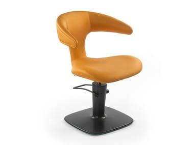 Hairdresser chair BOOMERANG SOFT