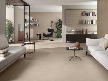 Indoor/outdoor porcelain stoneware wall/floor tiles BOOST NATURAL | Flooring