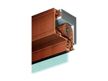 Cassonetto per avvolgibile Cassonetto per avvolgibile in PVC