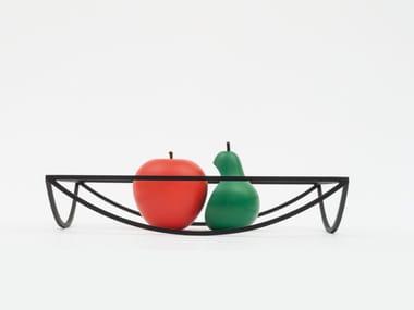 Centrotavola in metallo verniciato BORDER NO. 2