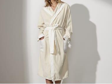 Linen bathrobe BORDI&CORNICI | Bathrobe