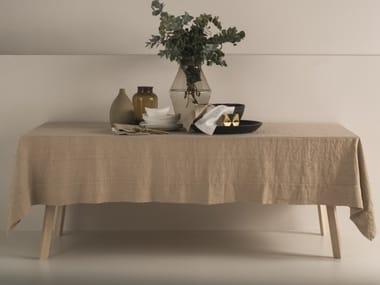 Linen tablecloth BORDI&CORNICI | Tablecloth