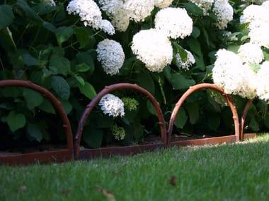 Cast iron lawn edging BORDURETTE