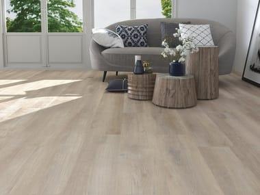 Wand- und Bodenbelag mit Holz-Effekt für Innen/Außen BOREAL
