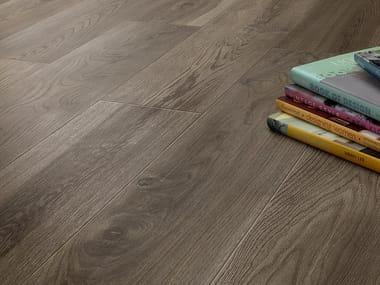Indoor/outdoor porcelain stoneware wall/floor tiles with wood effect BOREALIS ALTA