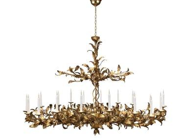 Metal chandelier BORGIA | Chandelier