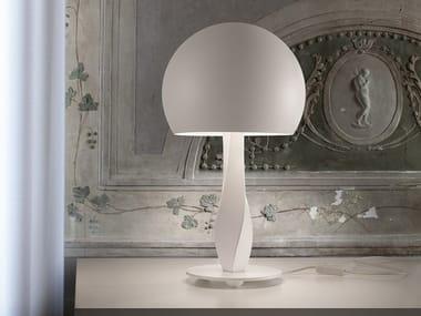 Lampada da tavolo a luce diretta in poliuretano espanso BOTERO TL2