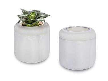 Pattumiera / vaso in resina BOTTON SMALL | Pattumiera