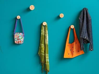 Wall-mounted wooden coat rack BOUCHON