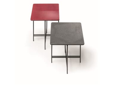 Square MDF coffee table BOULEVARD   Square coffee table