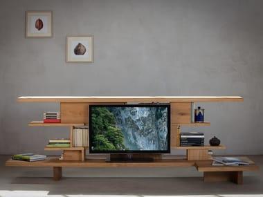 Mobile Porta Tv E Libreria.Librerie Con Porta Tv Archiproducts