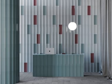 Indoor ceramic wall tiles BOW