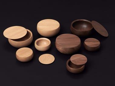 Contenitore in legno BOWL