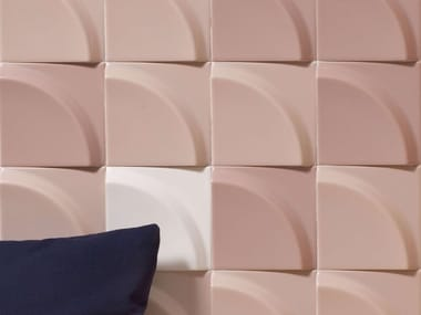 Ceramic 3D Wall Tile BOWL