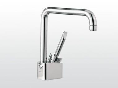 Miscelatore per lavabo monocomando con bocca orientabile BOX | 3226