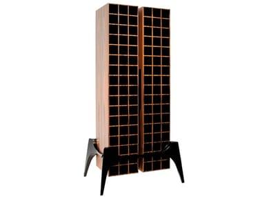Wooden bar cabinet BRASILIA | Bar cabinet
